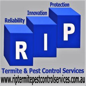 Melbourne's leading termite & pest control company is RIP Termite & Pest Control Services.